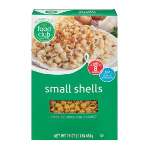 Small Shells, Enriched