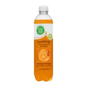 Orange Mango Sparkling Water