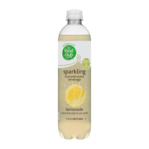 Lemonade Sparkling Water