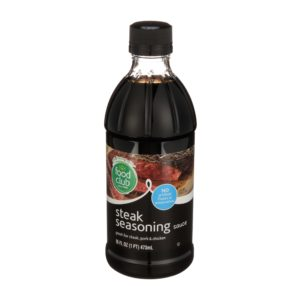 Steak Seasoning Sauce