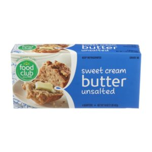Sweet Cream Butter, Unsalted