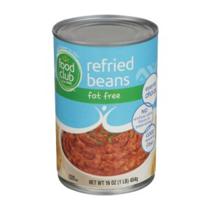 Refried Beans - Fat Free