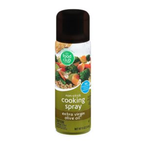 Non-Stick Cooking Spray, Extra Virgin Olive Oil